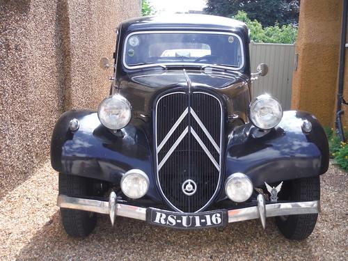 Old Car, Shillington