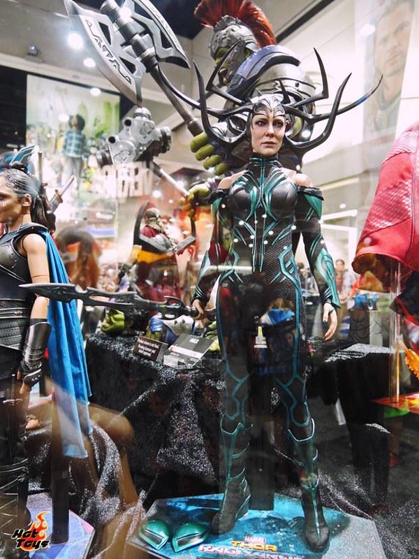 Hot Toys Thor Ragnarok HELA