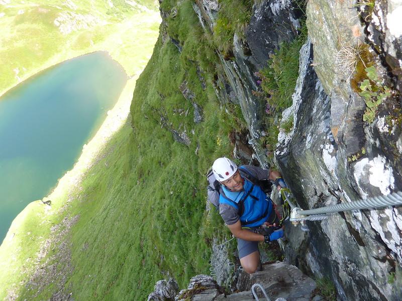 Klettersteig Hochjoch : Klettersteig hochjoch m else