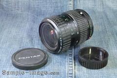 Pentax-A 28-80mm f/3.5-4.5