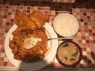 Stamina Yaro Fire Dragon at Kitchen Otoko no Bangohan, Kichijoji