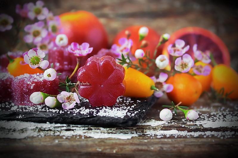 ......crafty marmalade blood orange and rosemary