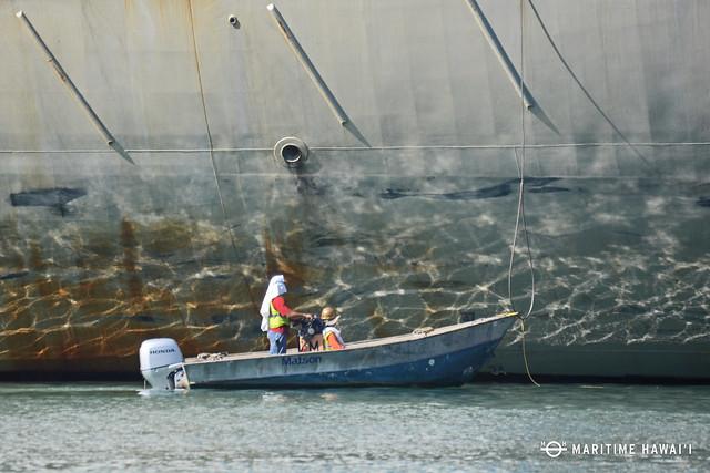 Matson Workboat