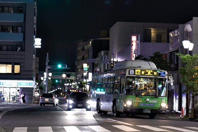 2017/07/19 東京都交通局 M124