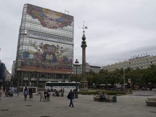 Obelisco A Coruña
