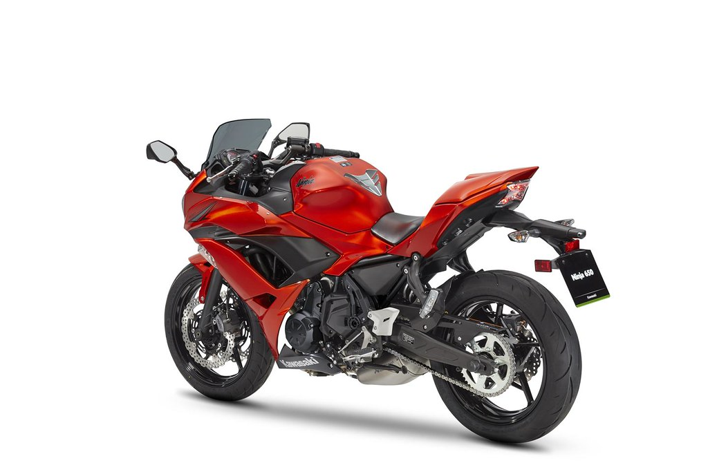 Kawasaki Ninja 650 Performance 2018 - 1