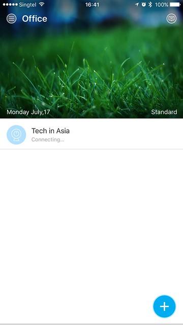 Doby iOS App - Setup Done