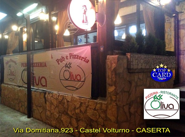 Pizzeria Ristorante OLIVA - Via Domitiana,923 - Castel Volturno - CASERTA
