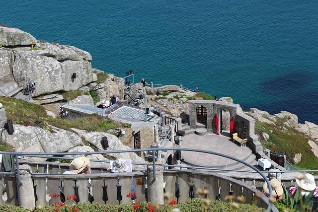 Minack Theatre - Cornwall, Canon EOS 1300D, Canon EF-S 18-55mm f/3.5-5.6 III