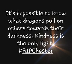 #RIPChester :cry::cry::cry: