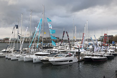 The Victoria Inner Harbour Boat Show