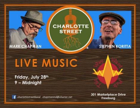 Charlotte Street 7-28-17