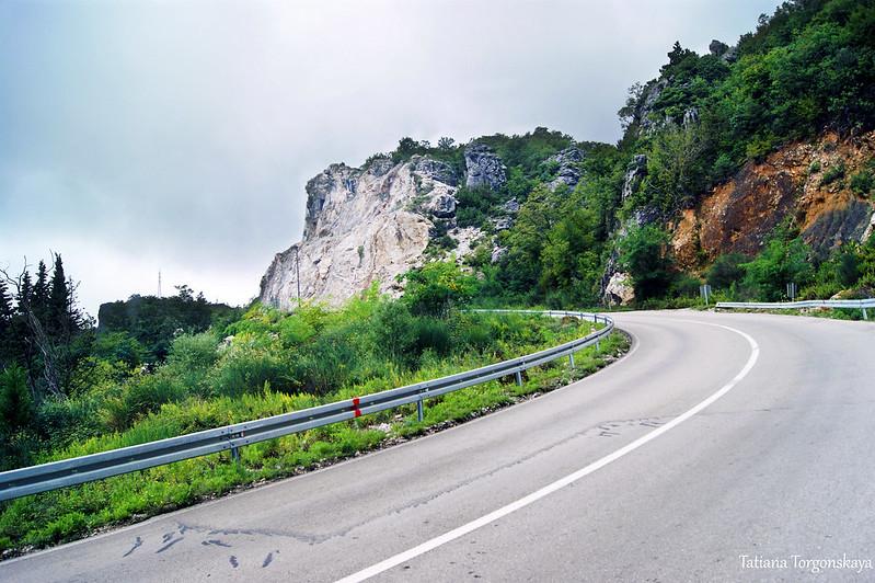 Дорога R429