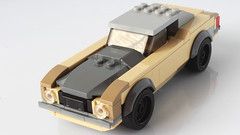 Lego Chervolet Monte Carlo from F&F