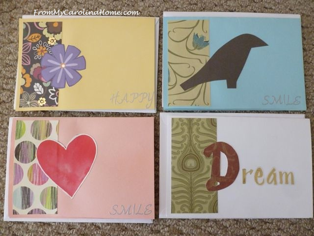 Danice's cards