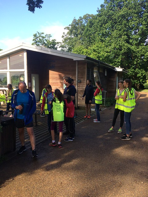 22nd July 2017 RTW parkrun