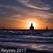 Sunset at Saint Joe's by Tony Reynes