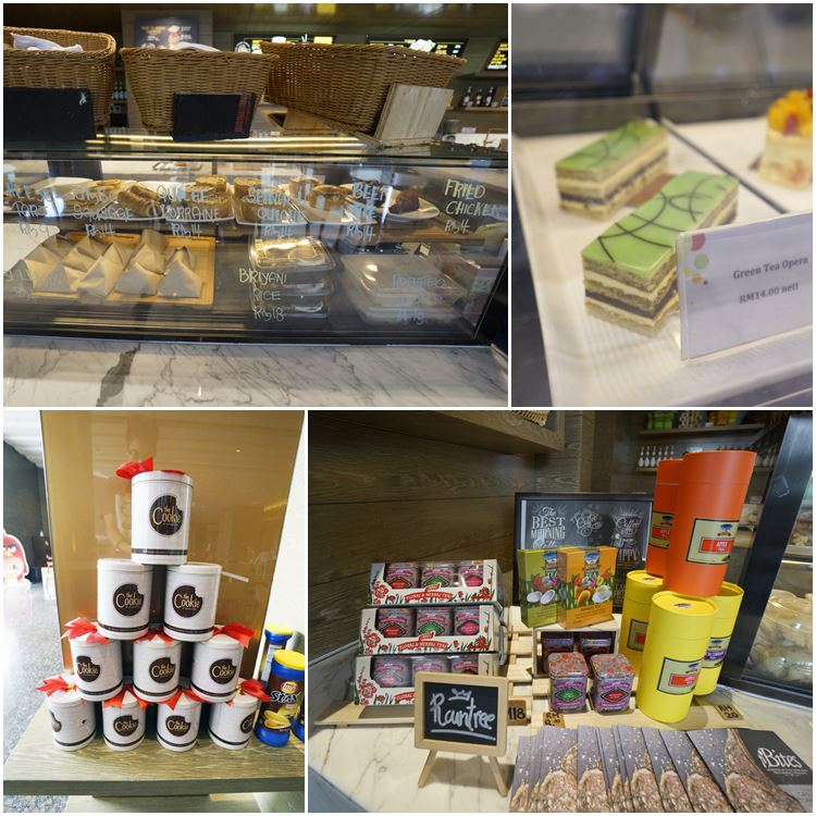 DoubleTree Food Store