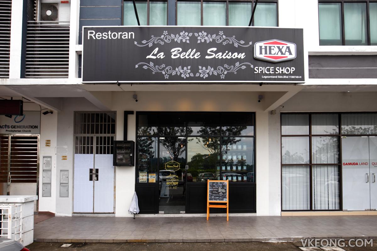 La Belle Saison Kota Kemuning