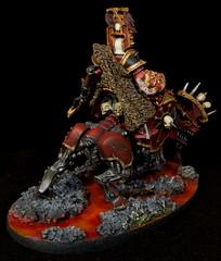 Lord of Khorne on Juggernaut