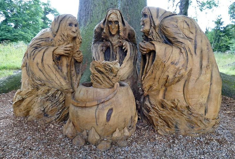 3 brujas Glamis