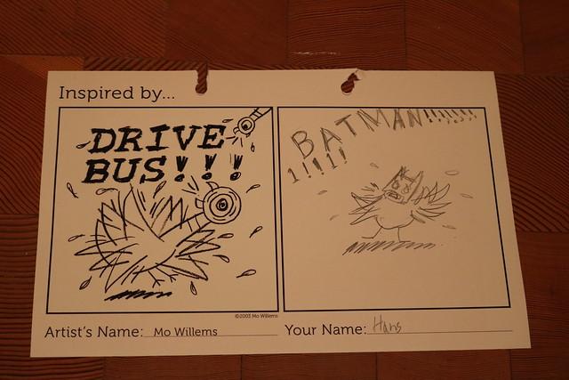 Eric Carle Museum Drawings
