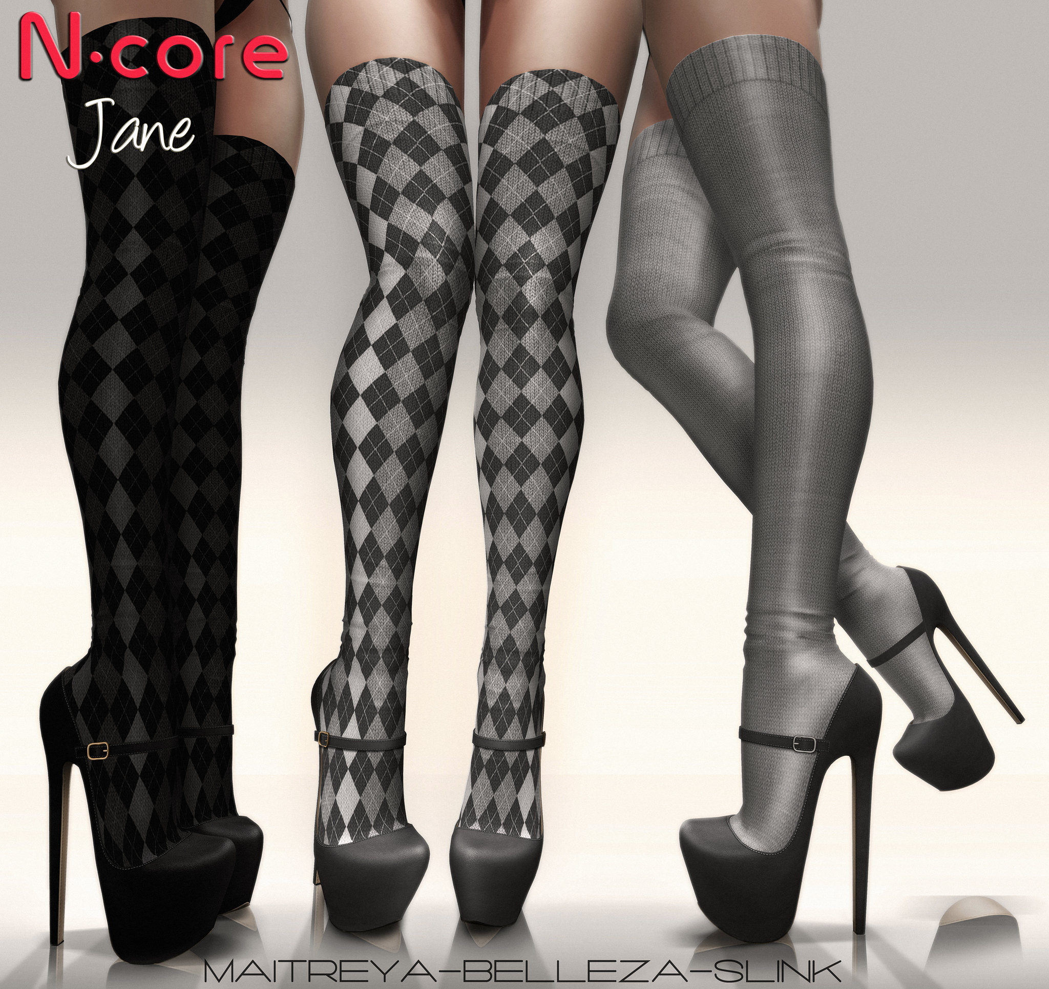 N-core JANE @ Mesh Body Addicts (Coming August 1st)