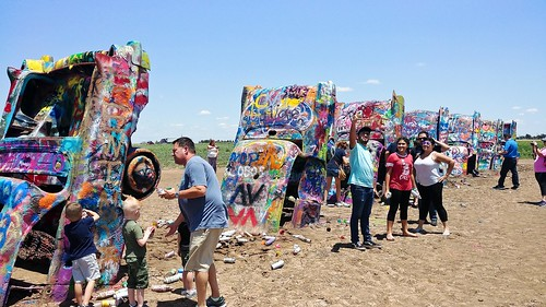 Cadillac Ranch Cars