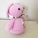 Big Pink Bunny Profile