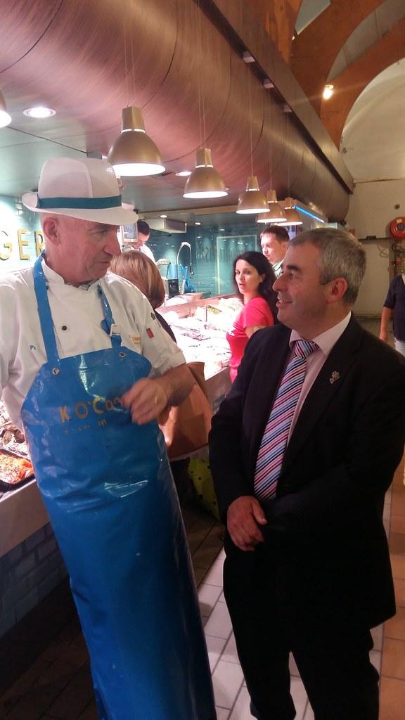 Cork City Ministerial Visit