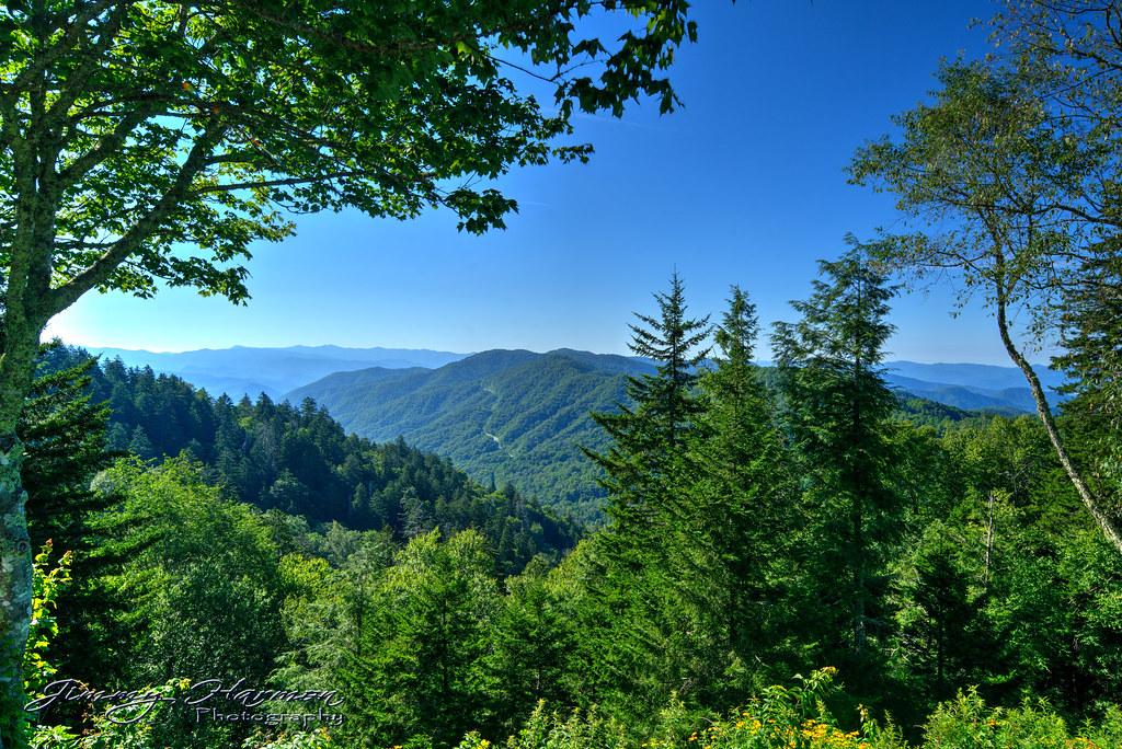 parco nazionale delle great smoky mountains stati uniti