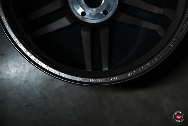 Lexus ISF - Vossen Forged - HC-1 - © Vossen Wheels 2017 -1002