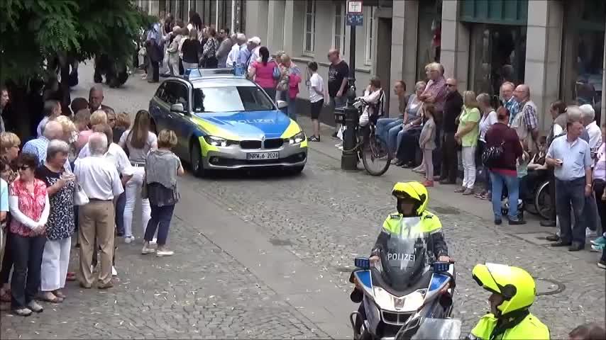 Schützenfest Düsseldorf 20160717 Video 01 + 02 YT
