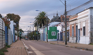 Calle Chacabuco