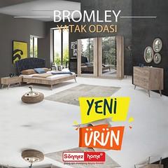 Bromley Modern Yatak Odas | Sönmez Home Modern Mobilya