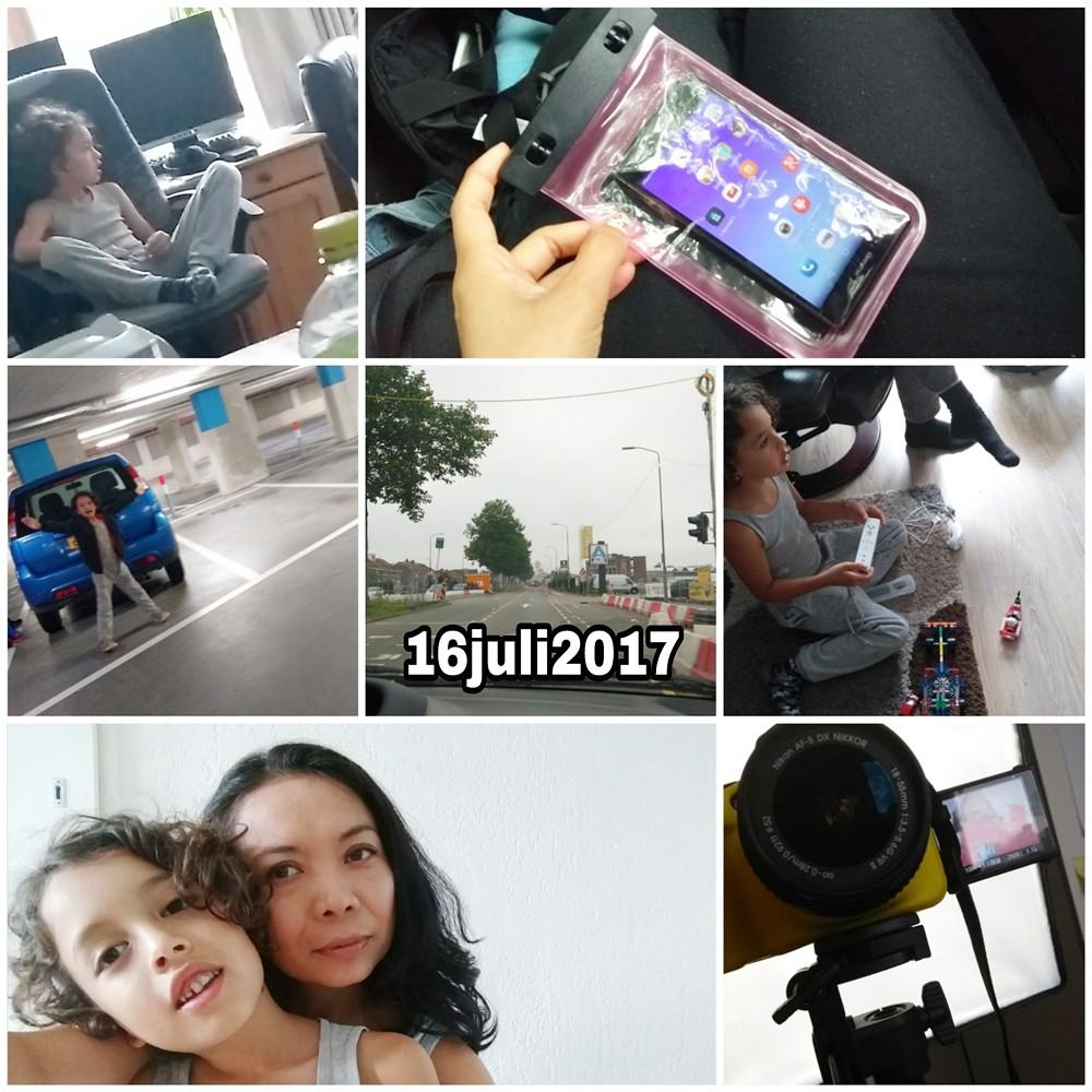 16 juli 2017 Snapshot