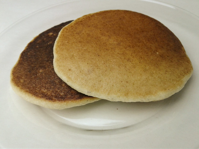 Just Like Real Pancakes, Pancakes- 1