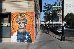 Mosaic Mona Lisa