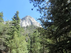 Tahquitz Rock or (Lily Rock)