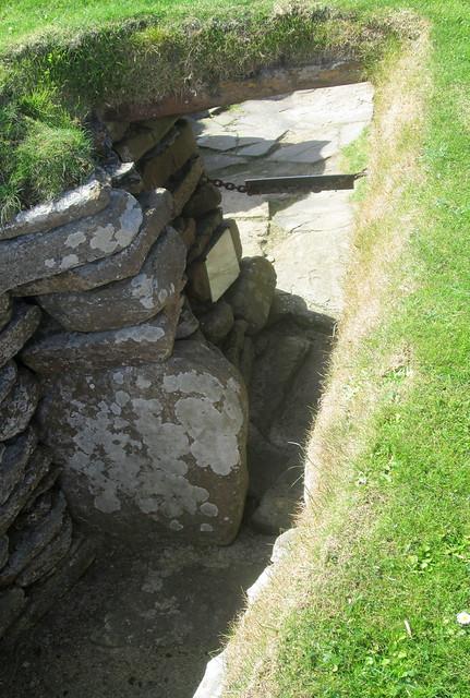 Neolithic Construction Skara Brae