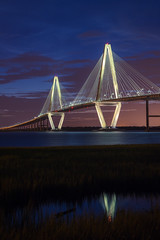 Ravenel Bridge, Charleston, South Carolina...
