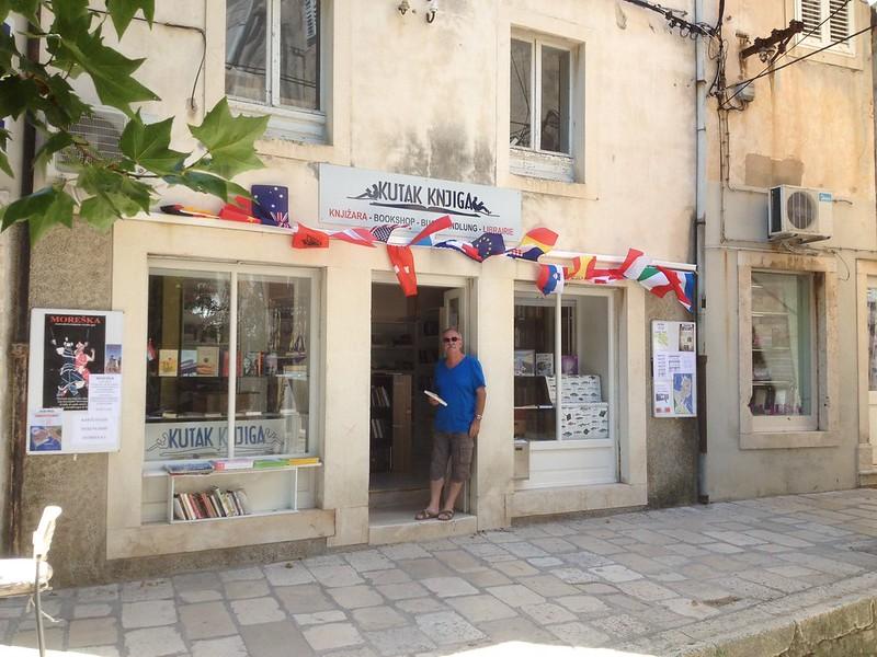 Librairie Kutak Knjiga (Croatie)