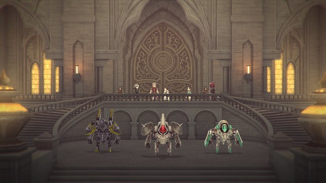 Lost Sphear on PS4