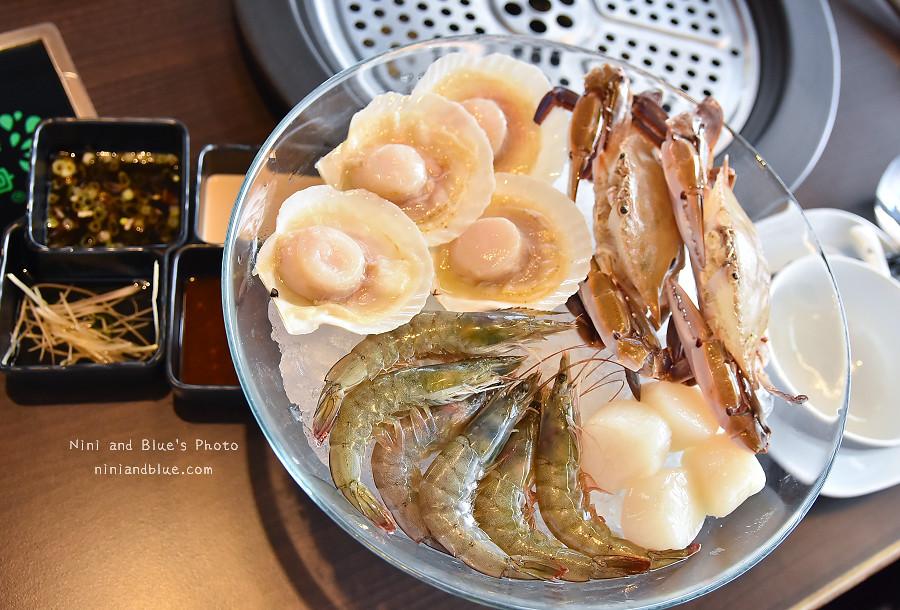 草屯海鮮鍋一品蒸料亭海產聚餐餐廳11