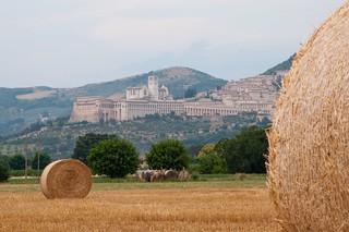 Assisi - Vista Panoramica