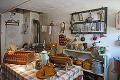 La cuisine de la maison rurale de l'outre-forêt (Kutzenhausen)