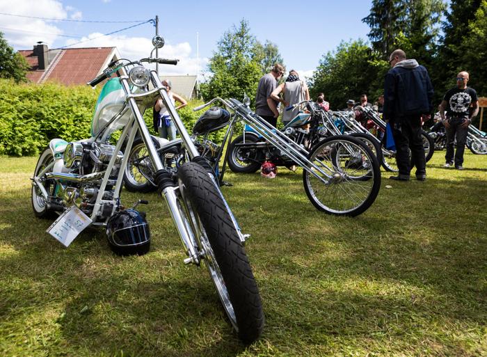Joutsa Chopper Show 2017 Harley Davidson Olli Herman Penelope #penelopechopper #prettypenny (1 of 1)