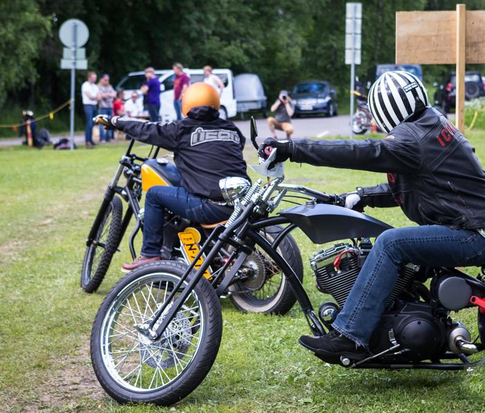 Joutsa Chopper Show 2017 bikers näyttelypyörä (1 of 1)