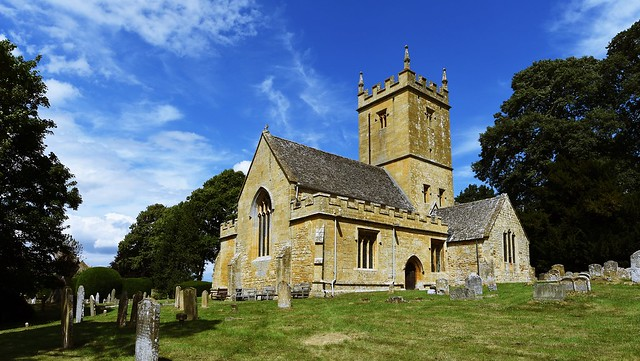 St Eadburgha's Church, Broadway, Worcestershire