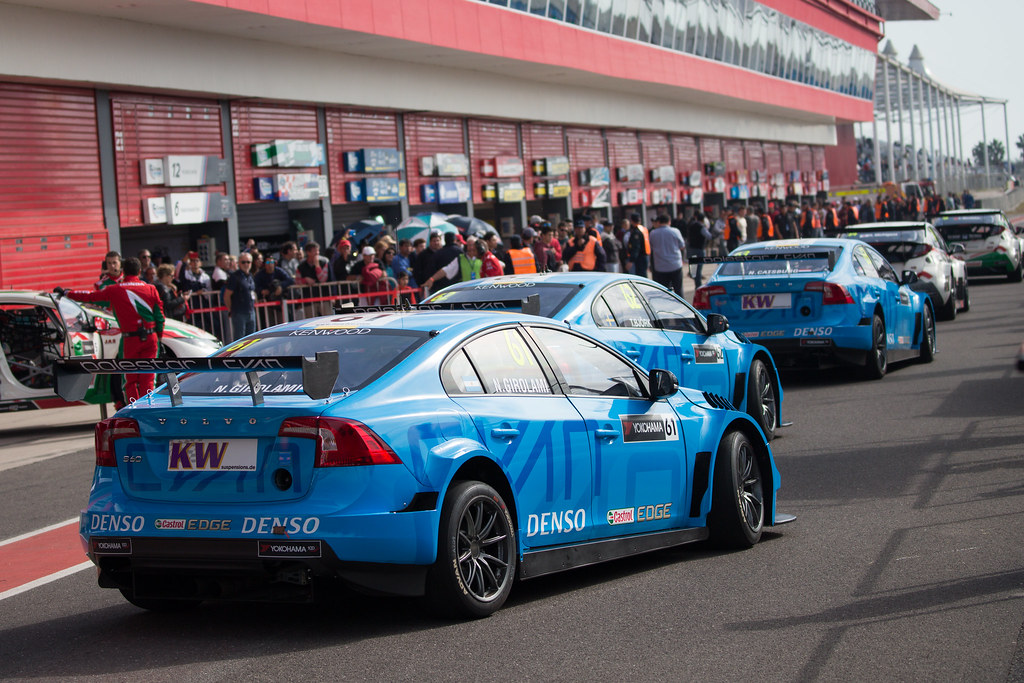 61 GIROLAMI Nestor (arg) Volvo S60 Polestar team Polestar Cyan Racing action during the 2017 FIA WTCC World Touring Car Race of Argentina at Termas de Rio Hondo, Argentina on july 14 to 16 - Photo Alexandre Guillaumot / DPPI